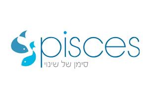 עיצוב לוגו חברת ייעוץ ארגוני Pisces