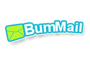 עיצוב לוגו אתר BumMail